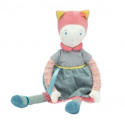 Accueil Moulin Roty Doudou Moulin Roty Poupée Rose Pantin - Mlle et Ribambelle