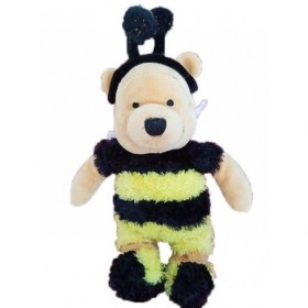 Accueil Disney Doudou Disney Ours Jaune Winnie l'ourson Pooh as bee Pantin -