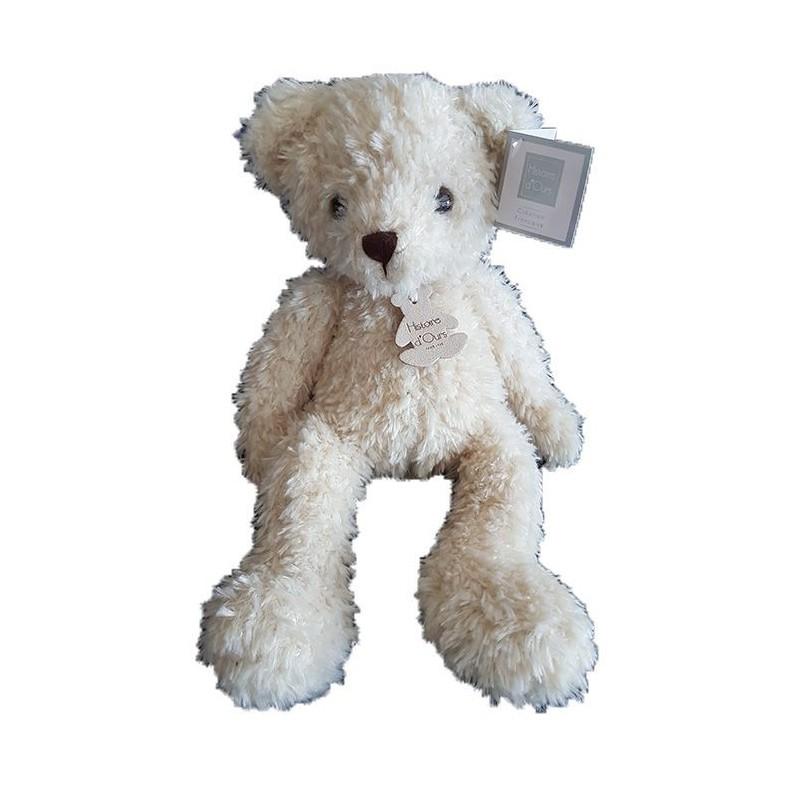 Accueil Histoire d'ours Doudou Histoire d'ours Ours Beige 35cms Pantin - Chine