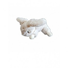 Accueil Z'autres marques Doudou Monoprix Lapin Blanc Chine marron Pantin -