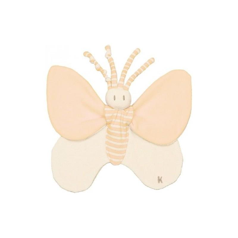Accueil Z'autres marques Doudou Keptin JR Papillon Orange Plat - Bondifly