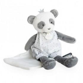 Accueil Doudou et Compagnie Doudou Doudou et compagnie Panda Gris Pantin - Attrape Rêve
