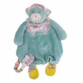 Accueil Moulin Roty Doudou Moulin Roty Chat Bleu  Pachats Plat