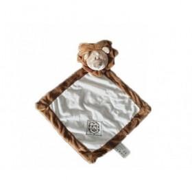 Accueil Z'autres marques Doudou Zd trading Lion Marron et Blanc Hochet Action Plat -
