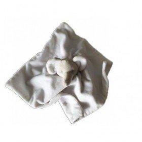 Accueil Z'autres marques Doudou Primark Elephant Blanc Etoiles Grises Plat -