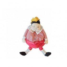 Accueil Z'autres marques Doudou Ikea Personnage Rouge Roi ou Prince cœur à l'intérieur Pantin -