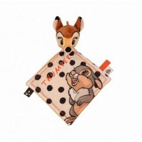 Accueil Disney Doudou Disney Cerf Marron Faon Thumper Panpan Plat - Bambi