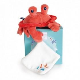 Accueil Doudou et Compagnie Doudou Doudou et compagnie Crabe Rouge Corail  Pantin - Sous l'Ocean