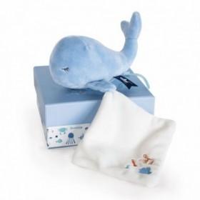 Accueil Doudou et Compagnie Doudou et compagnie Baleine Bleu Pantin - Sous l'Ocean