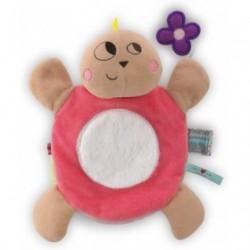 Accueil Kaloo Doudou Kaloo Tortue Rose marionnette - Nopnop