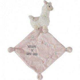 Accueil Tex Doudou Tex Lama Rose Mouchoir Welcome To Lama Land Pantin -