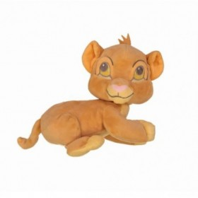 Accueil Disney Doudou Disney Lion Marron Pantin - Simba