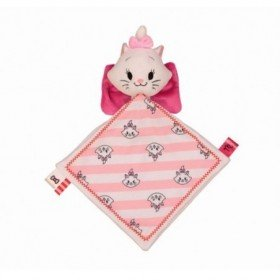 Accueil Disney Doudou Disney Chat Rose Plat - Marie