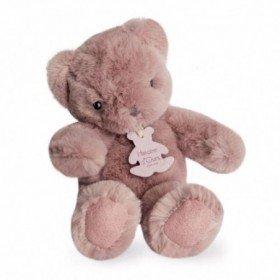 Accueil Histoire d'ours Doudou Histoire d'ours Ours Rose Pantin - Poudres