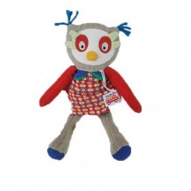 Accueil Moulin Roty Doudou moulin Roty Chouette Rouge Pantin - Les Popipop