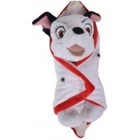 Accueil Disney Doudou Disney Chien Blanc Dalmatien pantin - Couverture
