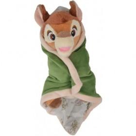 Accueil Disney Doudou Disney Cerf Marron Bambi pantin - Couverture