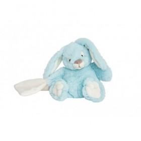 Accueil Babynat doudou Babynat Lapin Bleu 15cms BN0301 Les Toudoux Pantin