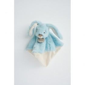 Accueil Babynat doudou Babynat Lapin Bleu 28cms BN0300 Les Toudoux Pantin