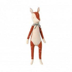 Accueil Maileg doudou Maileg Cerf Marron Bambi Garçon Petit Modèle Mini Pantin