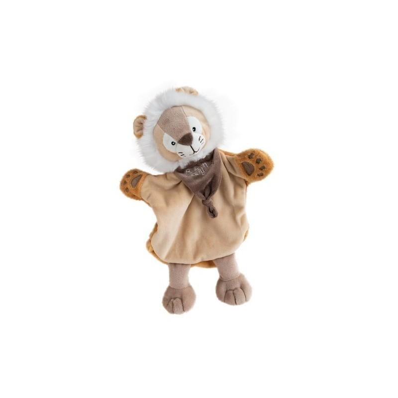 Accueil Babynat doudou Babynat Lion Marron Savane Marionnette
