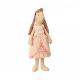Accueil Maileg doudou Maileg Lapin Rose Princesse Royale Mini Pantin