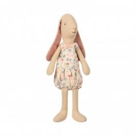 Accueil Maileg doudou Maileg Lapin Rose Light Flower Suit Mini Pantin