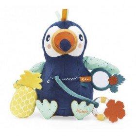 Doudou Kaloo Oiseau Bleu...
