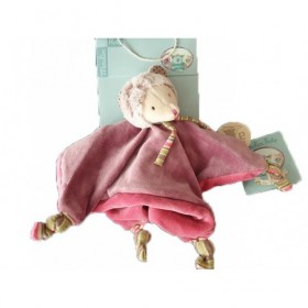Accueil Moulin Roty Doudou moulin Roty Souris Violet Plat - Les Pachats