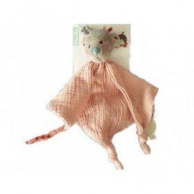 Accueil Moulin Roty Doudou moulin Roty Souris Rose lange Plat - Les Jolis Trop Beaux