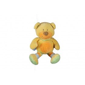 Accueil Bengy doudou Bengy Ours Jaune  Musical