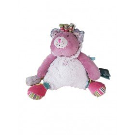 Accueil Moulin Roty Doudou moulin Roty Chat Violet Pantin - Les Pachats