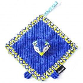 Accueil Deglingos doudou Deglingos Pingouin Bleu Frigos 25cms Frigos Plat