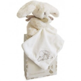 Accueil Doudou et Compagnie Doudou Doudou et compagnie lapin Taupe Pantin - Bonbon