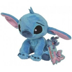 Accueil Disney Doudou Disney Personnage Bleu Pantin - Stitch