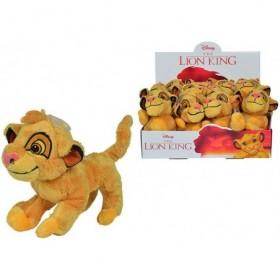 Accueil Disney Doudou Disney Personnage Orange Pantin - Roi lion