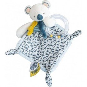 Accueil Doudou et Compagnie Doudou Doudou et compagnie Koala Vert hochet Yoca - Mon petit Koala