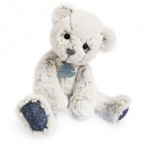 Accueil Histoire d'ours Doudou Histoire d'ours Ours Bleu Pantin - Copain Calin