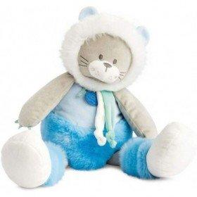 Accueil Histoire d'ours Doudou Histoire d'ours Ours Bleu Pantin - Tropicool