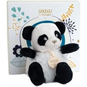 Accueil Doudou et Compagnie Doudou Doudou et compagnie Panda Noir Pantin - Les Minizoo