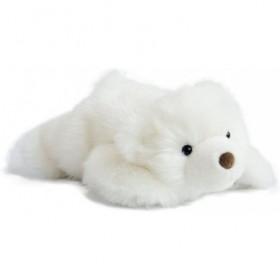 Accueil Histoire d'ours Doudou Histoire d'ours Ours Blanc des neiges Pantin - Signature