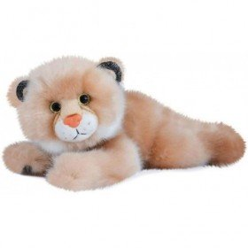Accueil Histoire d'ours Doudou Histoire d'ours Lynx Beige Pantin - So chic