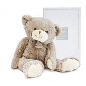 Accueil Histoire d'ours Doudou Histoire d'ours Ours Taupe Pantin - Calin'ours