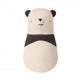 Accueil Maileg doudou Maileg Panda Noir Noah's Friends Hochet