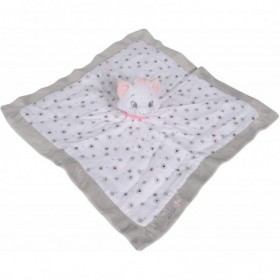 Accueil Nicotoy Doudou Nicotoy Chat Blanc Les aristochats Lange Plat - Marie