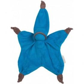 Accueil Z'autres marques Doudou Babylonia Poupée Bleu et marron Plat - Peppa