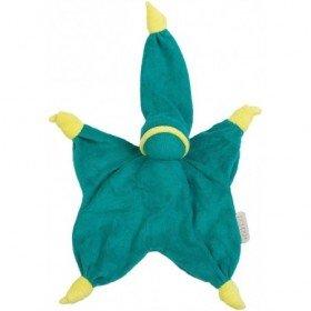 Accueil Z'autres marques Doudou Babylonia Poupée Vert et jaune Plat - Peppa