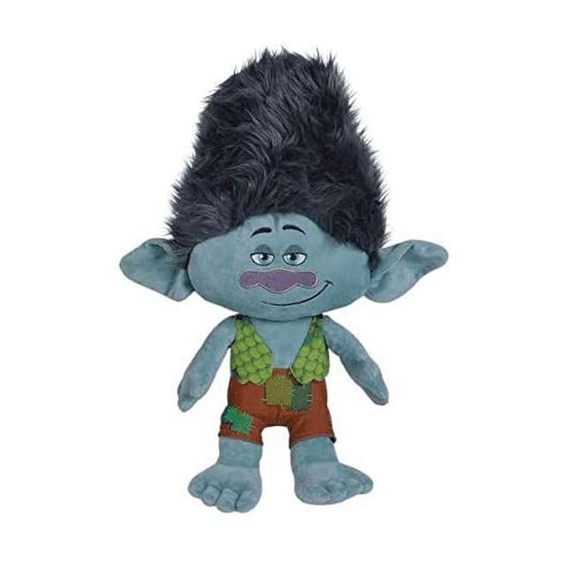 Accueil Z'autres marques Doudou dreamworks Personnage Vert Branch Pantin - Les Trolls