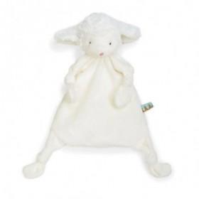 Accueil Z'autres marques Doudou Bunnies by The Bay Mouton Blanc Plat -