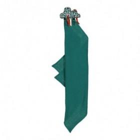 Accueil Z'autres marques Doudou Mellipou Lange Vert nuage vert et marron Plat -